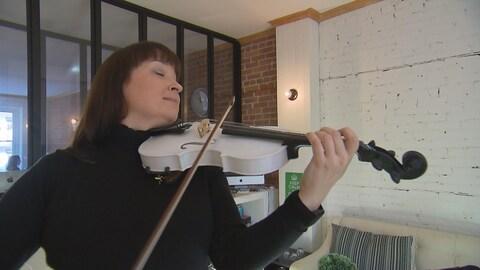 L'Orchestre symphonique d'Ottawa a présenté un violon 3D grâce aux technologies.