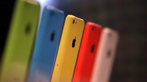 Téléphones iPhone