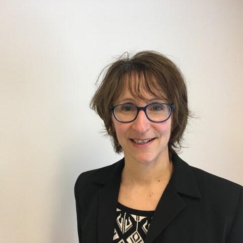 Monique LeBlanc, députée provinciale Moncton-Est