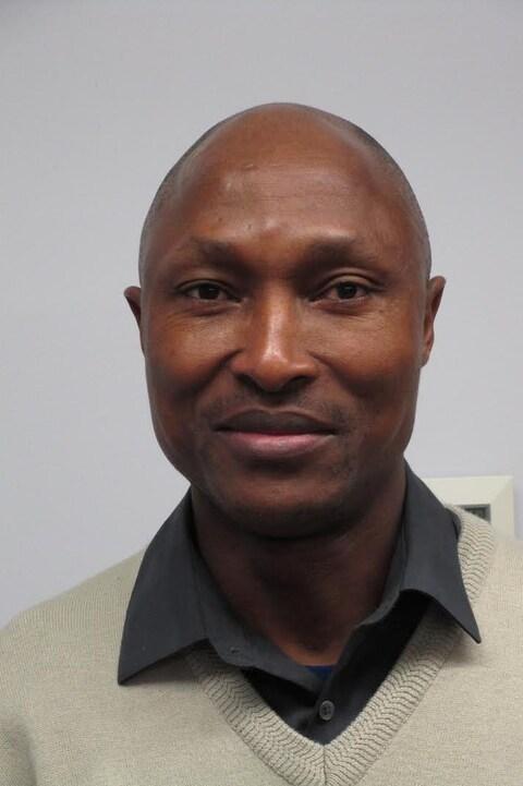 Le président de la Francophonie albertaine plurielle, Alphonse Ndem Ahola