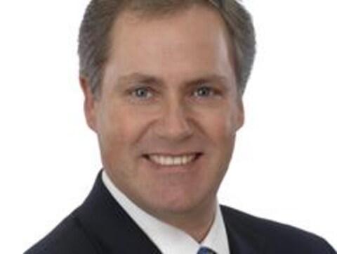 Glen Savoie, porte-parole du PCNB en matière d'Énergie