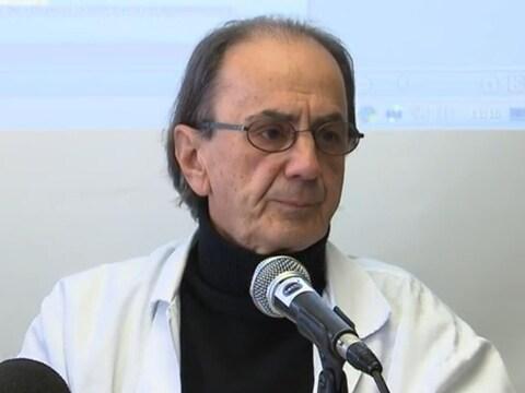 Le Dr Jacques Godin, pneumologue à l'Hôtel-Dieu de Sorel