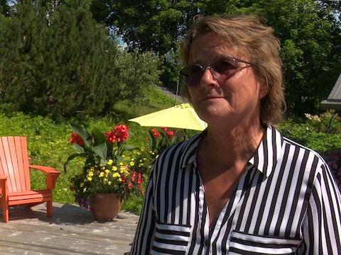 Claudine Roy, vice-présidente, de l'Association des restaurateurs du Québec