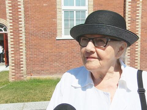 L'ancienne ministre Monique Vézina