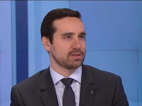 Le bâtonnier du Québec, Paul-Matthieu Grondin