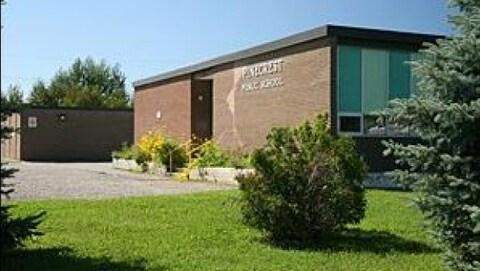 L'ancienne école Pinecrest a fermé ses portes en juin 2017.