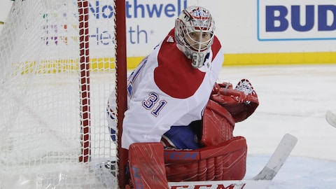 Carey Price affrontera les Canucks