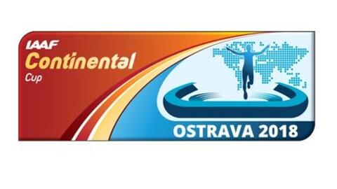 La Coupe continentale d'athlétisme à Ostrava