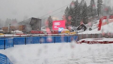 La pluie à Garmisch