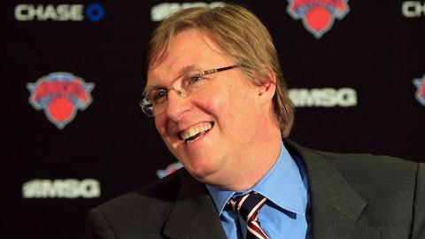 Glen Grunwald est le nouveau président de Basketball Canada.
