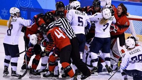 Hockey féminin