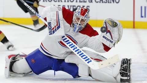 Le Canadien soumet Keith Kinkaid au ballottage