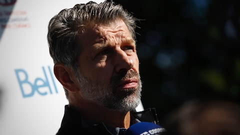 Tournoi de golf du Tricolore - Point de presse de Marc Bergevin