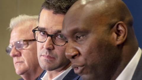 Mike Sherman Patrick Boivin, Kavis Reed au bilan 2018 des Alouettes