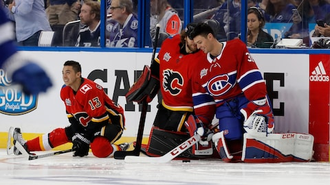 Mike Smith se met dans la peau de Carey Price