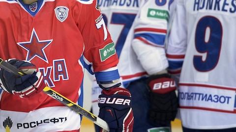 Joueurs de la KHL