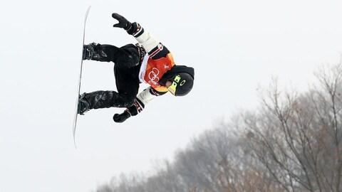 Sébastien Toutant slopestyle