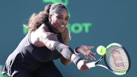 Serena Williams à Miami