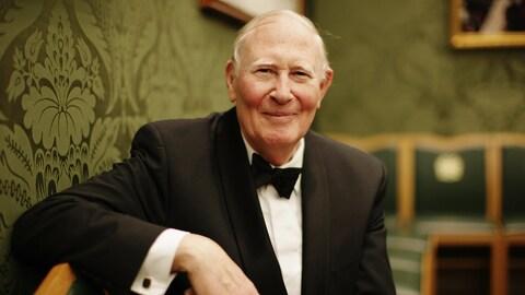 Sir Roger Bannister en 2007