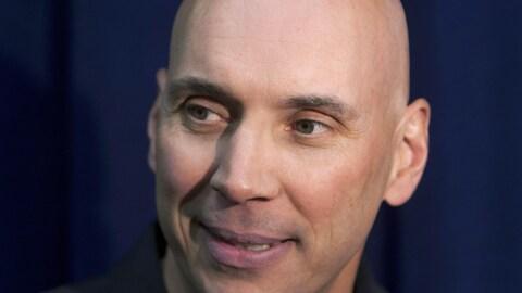 Sylvain Lefebvre, ex-entraîneur-chef des Rockets