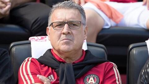 Malgré les succès, l'entraîneur-chef Tata Martino a choisi de ne pas revenir diriger Atlanta United en 2019