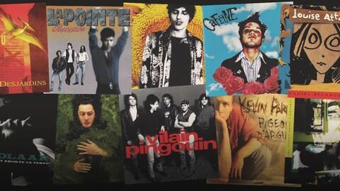 20 albums francophones influents des années 90