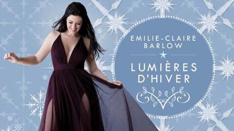 Album Lumières d'hiver d'Emilie-Claire Barlow, couverture