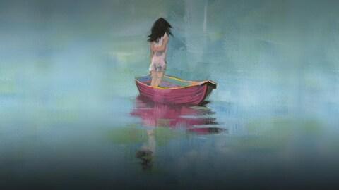 La pochette de l'album The River