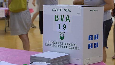Le vote pour les élections municipales se déroulera le 5 novembre dans toute la province.