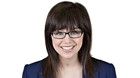 Hélène Campbell d'Ottawa, double greffée des poumons. (Archives)