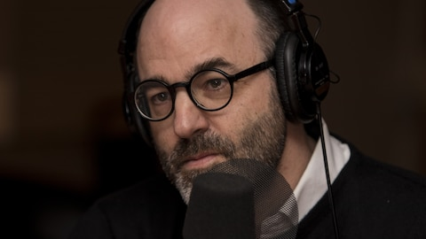 Le philosophe et auteur Alain Deneault.