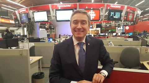 Le ministre François-Philippe Champagne se prononce sur l'Accord transpacifique