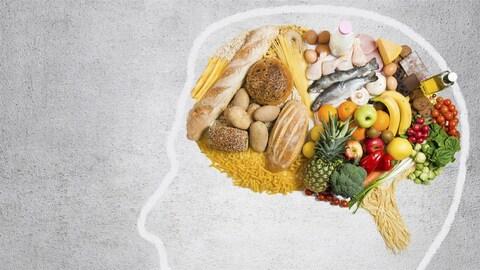 Une bonne alimentation est importante pour les personnes avec des problématiques de santé mentale.