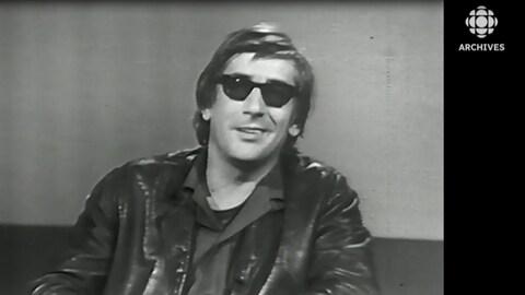 Gilles Carle en entrevue à l'émission Prisme en 1970