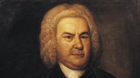 Portrait Jean-Sébastien Bach par Elias Gottlob Haussmann (1746)