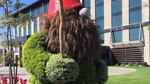 Le gnome Gustave de Sherbrooke