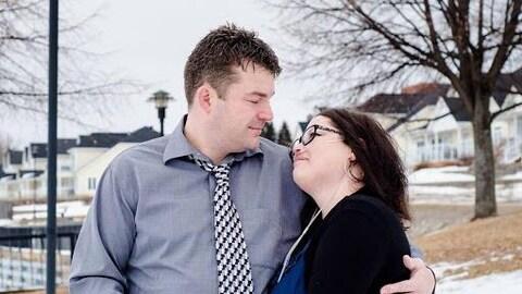 Kenny et Vicky Pineau