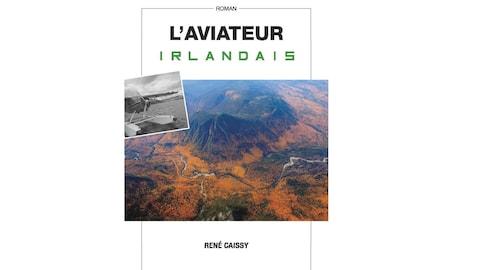 Page couverture du roman L'aviateur irlandais