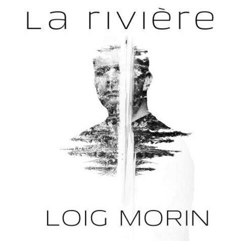 pochette de disque LA RIVIERE de LOIG MORIN