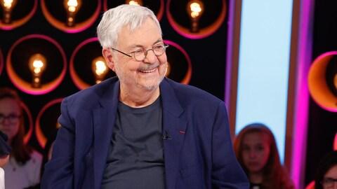 Michel Tremblay en entrevue aux Échangistes.