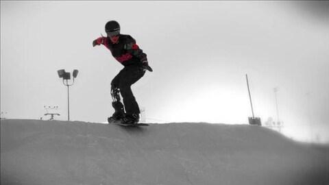 Surf des neiges paralympique