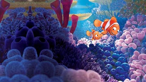 Nemo et son papa