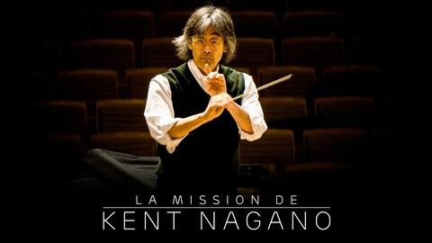 Kent Nagano qui dirige son orchestre