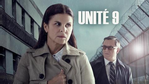Guylaine Tremblay et François Papineau, têtes d'affiche de la saison 6 d'Unité 9.