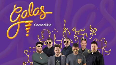 ComediHa! veut forcer le Grand Montréal comédie fest à changer de nom