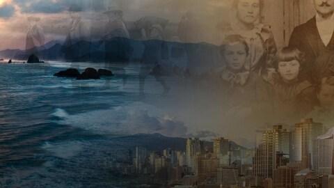 Série d'été 2019 — Nous, migrants — portail