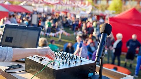 Sets de DJ signés ICI Musique
