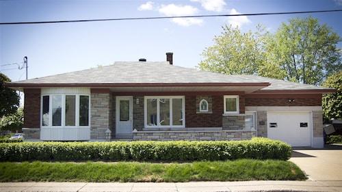 Un bungalow de banlieue