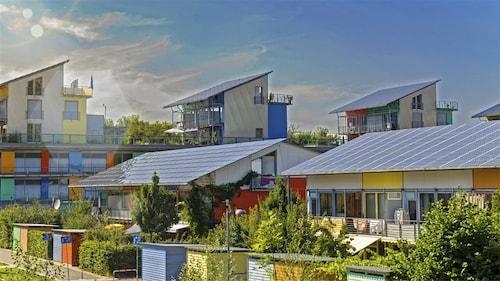 L'éco-quartier de Fribourg, en Allemagne