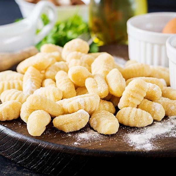 Gnocchis de pomme de terre